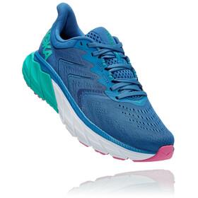 Hoka One One Arahi 5 Shoes Women vallarta blue/atlantis